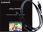 Garmin NuMapOnetime-DVD-USBCable Garmin NuMaps MAP UPDATE 2012 Onetime